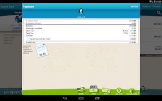 Screenshot of TPC