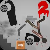 Game Stickman Dismount 2 Ragdoll APK for Kindle