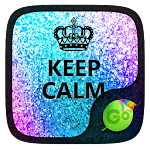Keep Calm GO Keyboard theme 4 Apk
