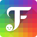 App FancyKey Keyboard - Cool Fonts, Emoji, GIF,Sticker apk for kindle fire
