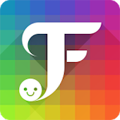 App FancyKey Keyboard - Cool Fonts version 2015 APK
