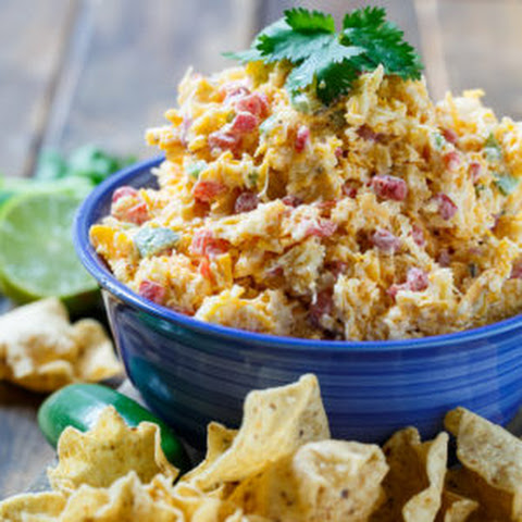 Tex-Mex Pimento Cheese