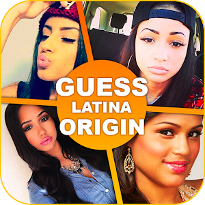Guess Her Latina Origin ? : Quiz Challenge