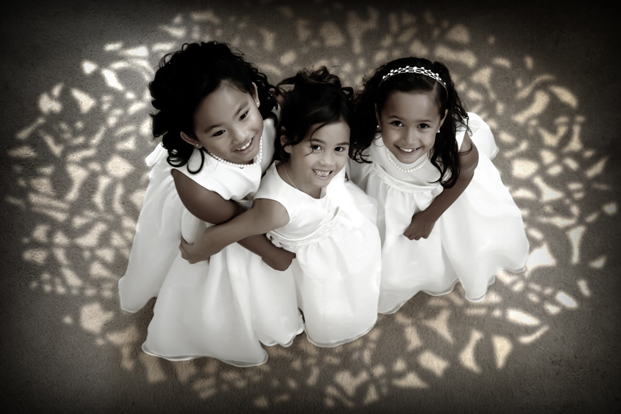 Flower Girls by Cesar Palima - Wedding Other