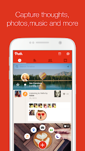 Path APK for Blackberry