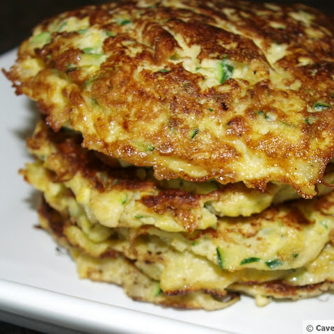 Zucchini and Yellow Squash Patties (paleo/gluten-free)