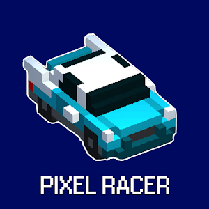 Pixel Racer For PC
