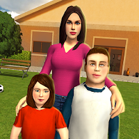 Virtual Mom : Happy Family 3D on PC / Windows 7.8.10 & MAC