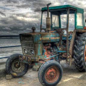 yorkshire work horse by Mark Shepherdson - Transportation Other ( hdr )