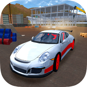 The most realistic driving simulator to freely explore a whole city APK Icon
