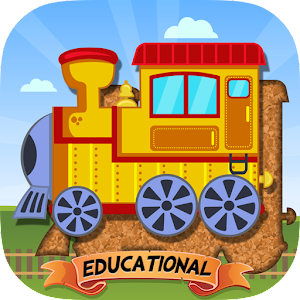 Train Puzzles for Kids