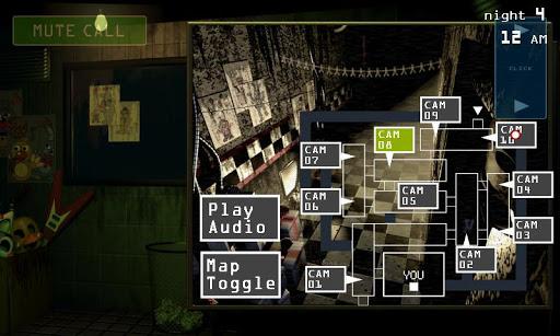 Five Nights at Freddy's 3 Demo screenshot 2