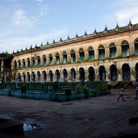 || Mosque || Hooghly Imambara || by Mithun Ganguly - Buildings & Architecture Public & Historical