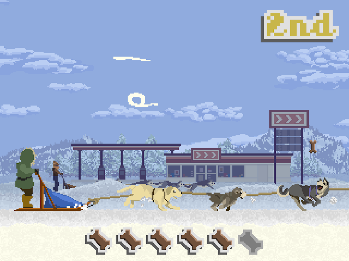 Dog Sled Saga Screenshot 6