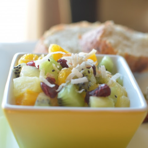 Tropical Fruit Salad with Vitamin C