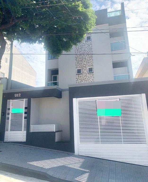 Vila Metalúrgica Apartamento Vila Metalúrgica, Santo André (ap2407)