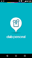 Screenshot of Club Personal
