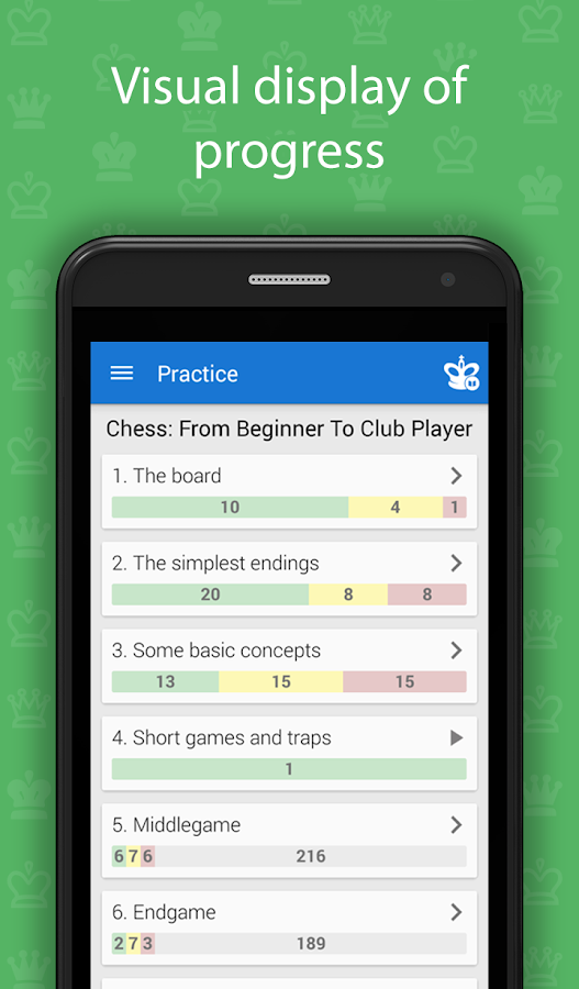 Chess: From Beginner to Club Screenshot 3