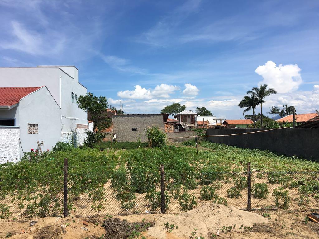 Terreno residencial à venda, XV de Novembro, Tijucas.
