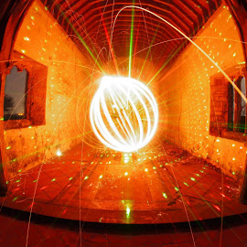 by James Margarson - Abstract Light Painting