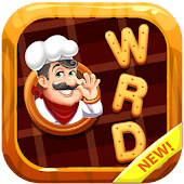 Word chef Cookies : puzzle game