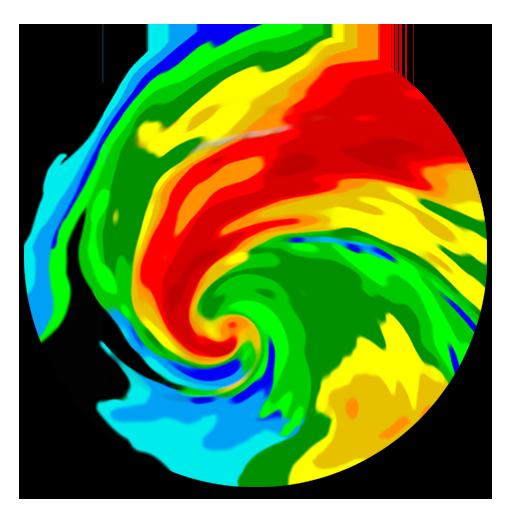 NOAA Weather Radar & Alerts