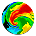 NOAA Weather Radar & Alerts APK for Bluestacks