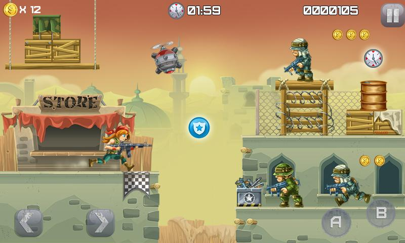 Metal Soldiers Screenshot 2
