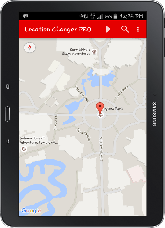 Location Changer PRO Screenshot 8