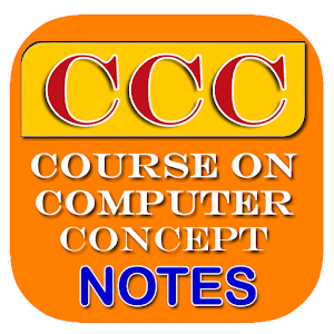 CCC Notes in Hindi for PC-Windows 7,8,10 and Mac