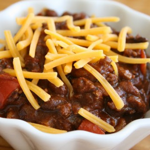 Mom's Spicy Chili for Seniors