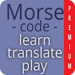 Morse code - learn and play - Premium For PC / Windows 7/8/10 / Mac – Free Download