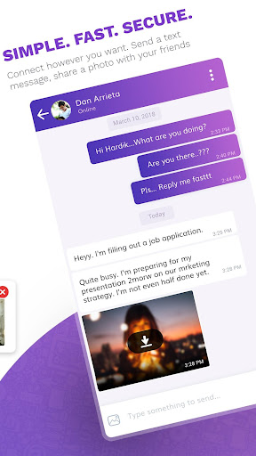 SoMo - Social Mobile screenshot 4