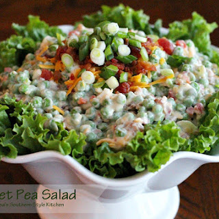 Sweet Pea Salad With Frozen Peas Recipes