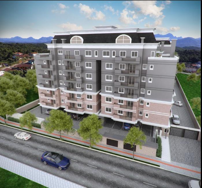 Apartamento à venda  no Costa e Silva - Joinville, SC. Imóveis