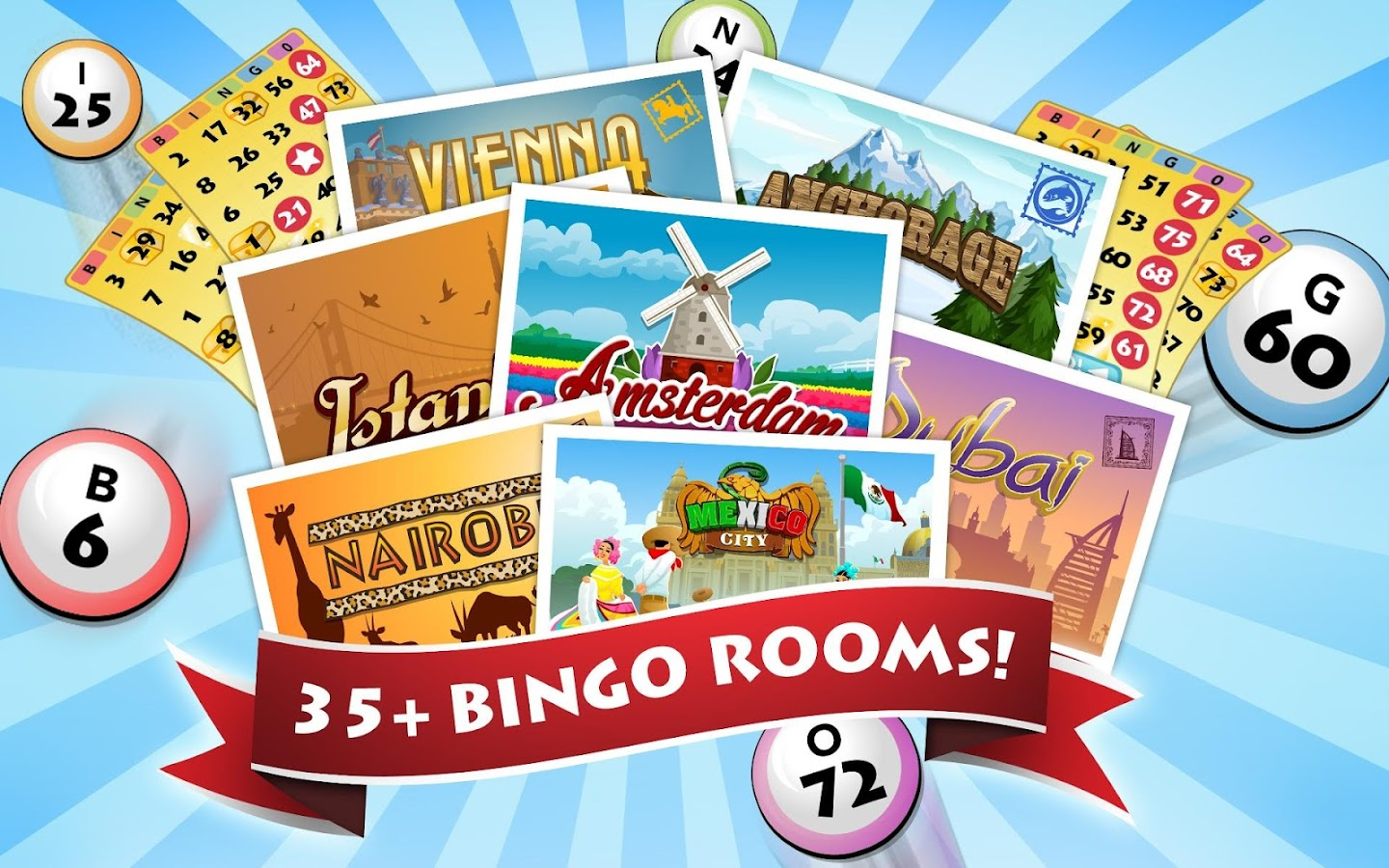 Bingo Blitz: Bingo+Slots Games Screenshot 3