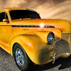 Old School by Michael Rupp - Transportation Automobiles