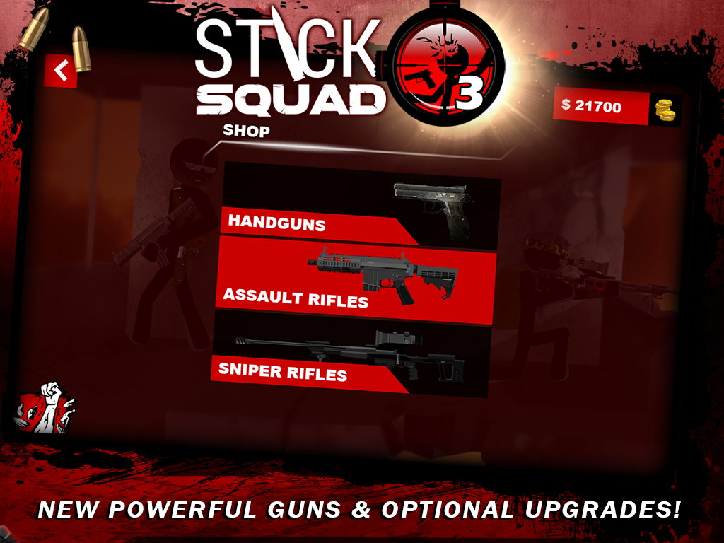 Stick Squad 3 - Modern Shooter Screenshot 11