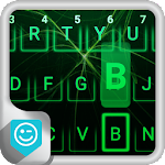 Emoji Neon Matrix Keyboard 1.1 Apk