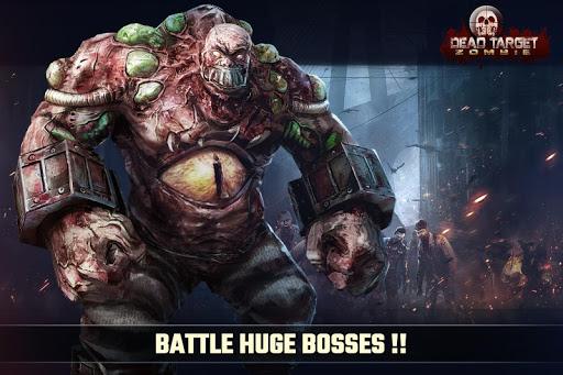 DEAD TARGET: FPS Zombie Apocalypse Survival Games screenshot 8