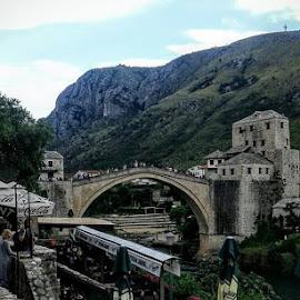 Mostar Bosnia Herzegovina by Carmen Kovacs - Instagram & Mobile Android