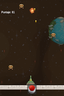 Space Shoot - screenshot