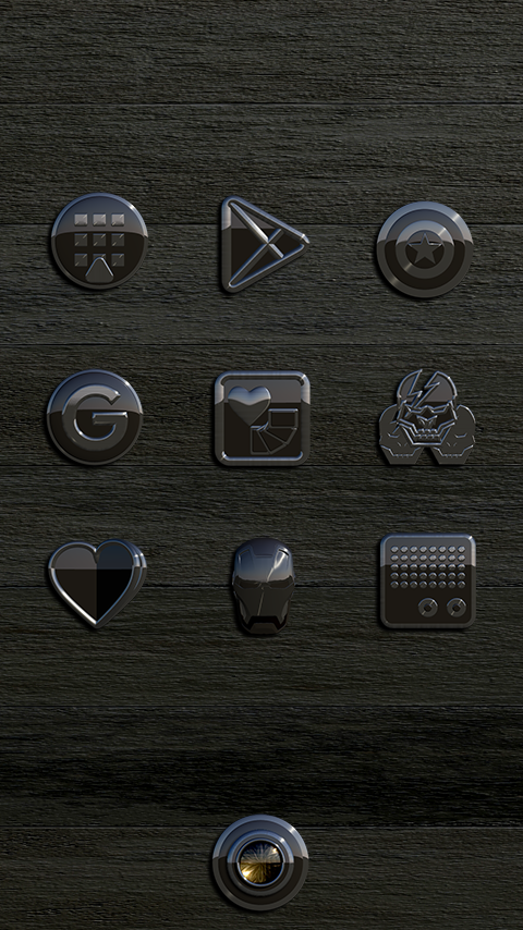LONDON Icon Pack Screenshot 3