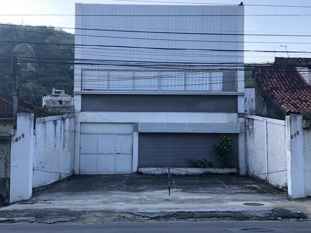 Galpão para alugar, 370 m²  - São Francisco - Niterói/RJ