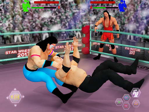 World Tag Team Stars Wrestling Revolution 2017 Pro screenshot 9
