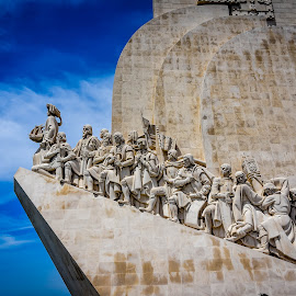 Lisbon  by Mike Hotovy - Buildings & Architecture Public & Historical
