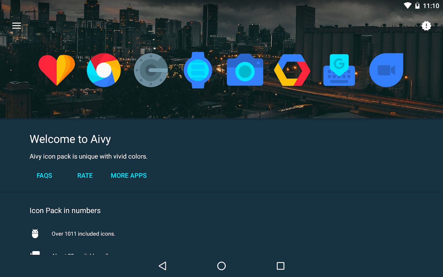 Aivy - Icon Pack Screenshot 9