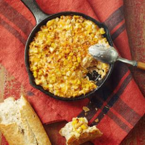 Roasted Corn Cheese Dip