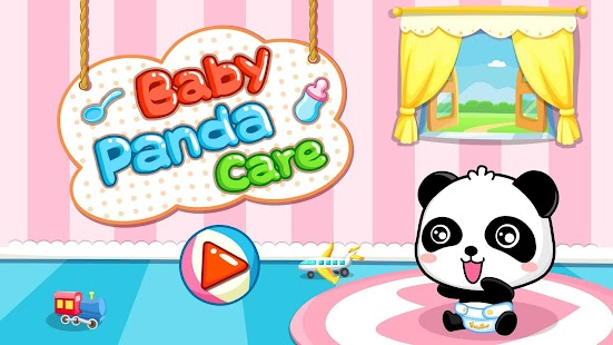 Game Baby Panda Care APK for Kindle