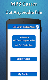 Ringtone Maker : MP3 Cutter - screenshot